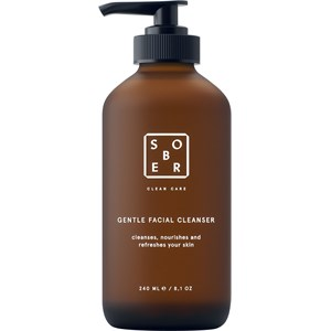 sober - Facial care - Gentle Facial Cleanser