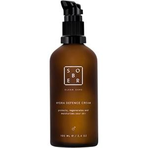 sober - Facial care - Hydra Defence Cream