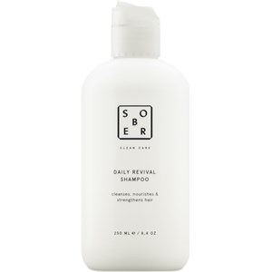 sober - Haarpflege - Daily Revival Shampoo