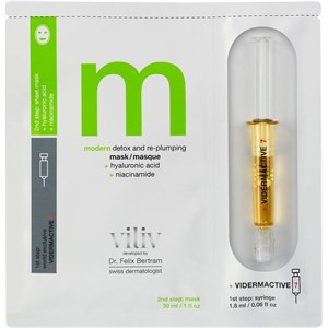 viliv - Seren - m - Modern Detox und Re-Plumping Mask