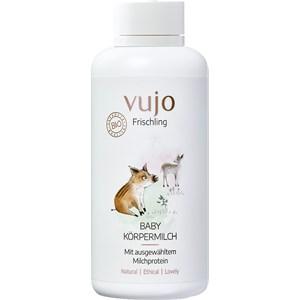 vujo Frischling - Babypflege - Baby Körpermilch