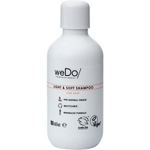 weDo/ Professional - Sulphate Free Shampoo - Light & Soft Shampoo