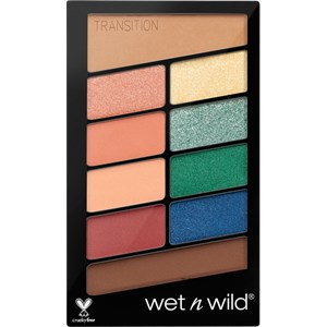 wet n wild - Lidschatten - Color Icon Eyeshadow 10-Pan Palette