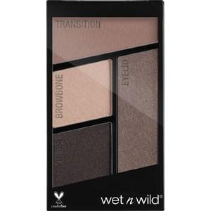 wet n wild - Lidschatten - Eyeshadow Quads