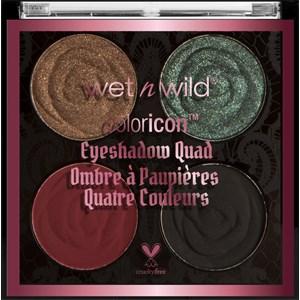 wet n wild - Lidschatten - Eyeshadow Quad