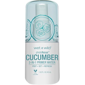wet n wild - PhotoFocus - 3 In 1 Primer Cucumber Water