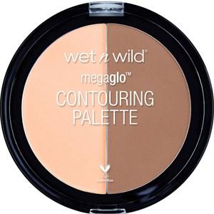 wet n wild - Bronzer & Highlighter - Contouring Palette
