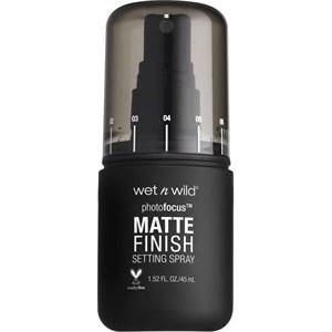 wet n wild - PhotoFocus - Setting Spray Matt