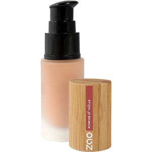 zao - Foundation - Bamboo Silk Foundation