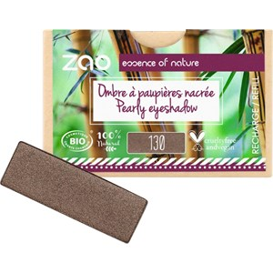 zao - Lidschatten & Primer - Refill Rectangular Eyeshadow