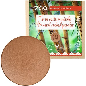 zao - Mineral powder - Refill Cooked Powder Natural