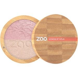 zao - Mineral powder - Shine-Up Powder Duo