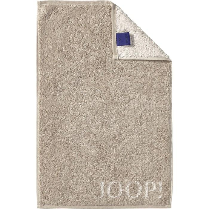 Classic Doubleface Gästetuch Sand von JOOP!   parfumdreams