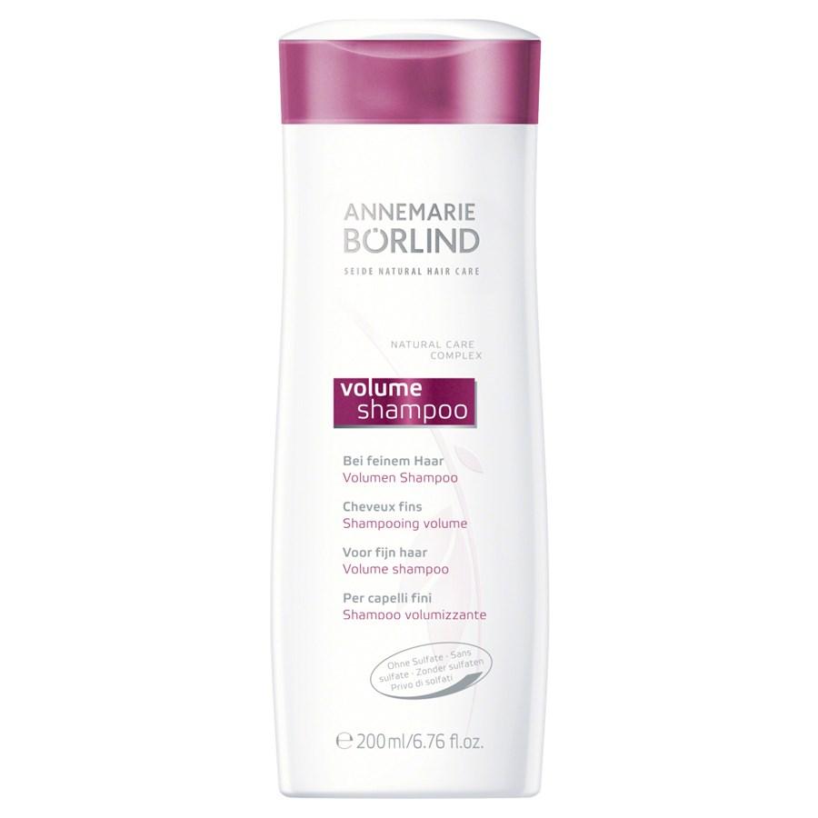 volumen shampoo shampoo von annemarie b rlind parfumdreams. Black Bedroom Furniture Sets. Home Design Ideas