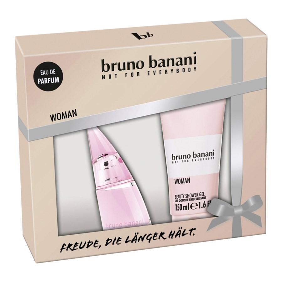 sports shoes 99f3d 6c9e9 Woman Gift Set by Bruno Banani | parfumdreams