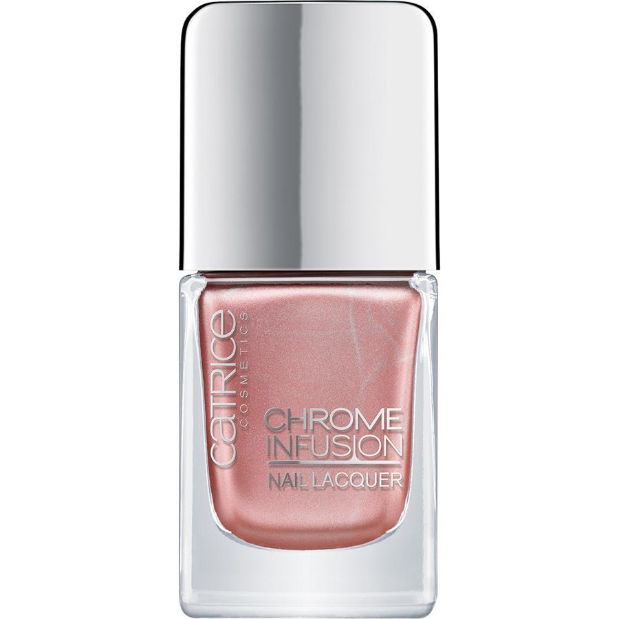 Nagellack Chrome Infusion Nail Lacquer von Catrice | parfumdreams