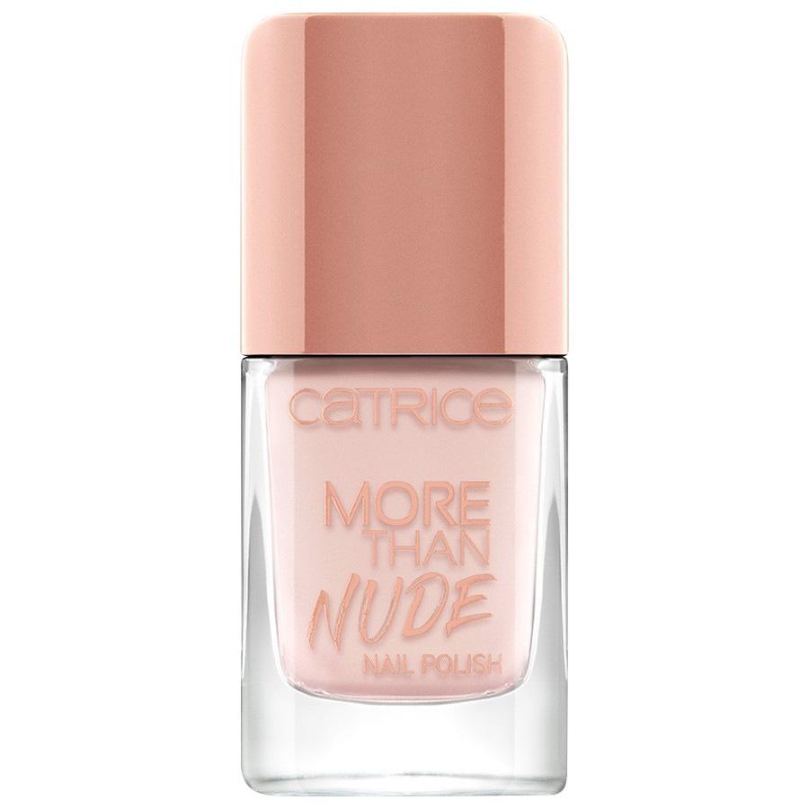 CATRICE Nagellack - More Than Nude Nail Polish
