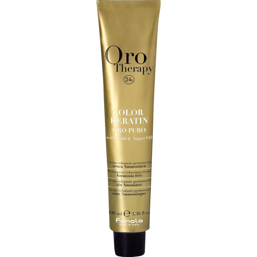 Tinte y coloración Oro Therapy Oro Puro Color Keratin de Fanola ...