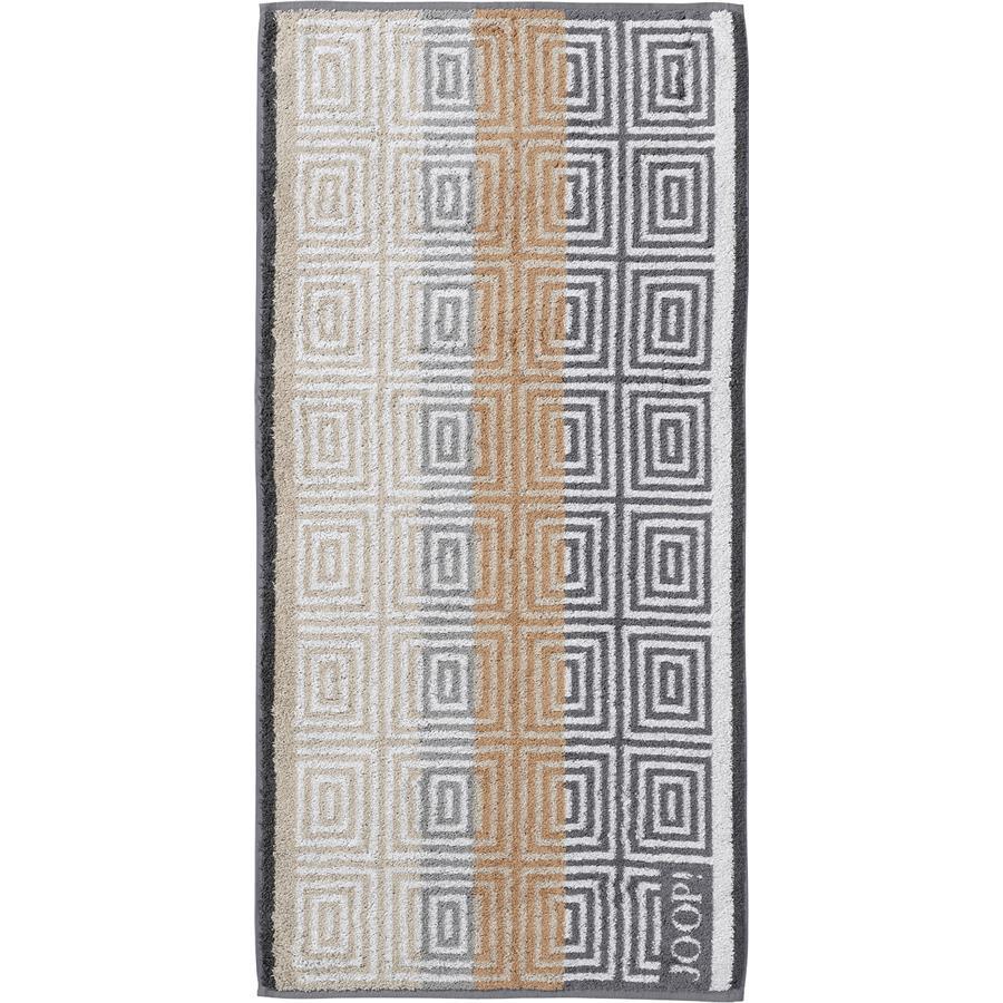 imperial striped tile saunatuch stone grey von joop. Black Bedroom Furniture Sets. Home Design Ideas