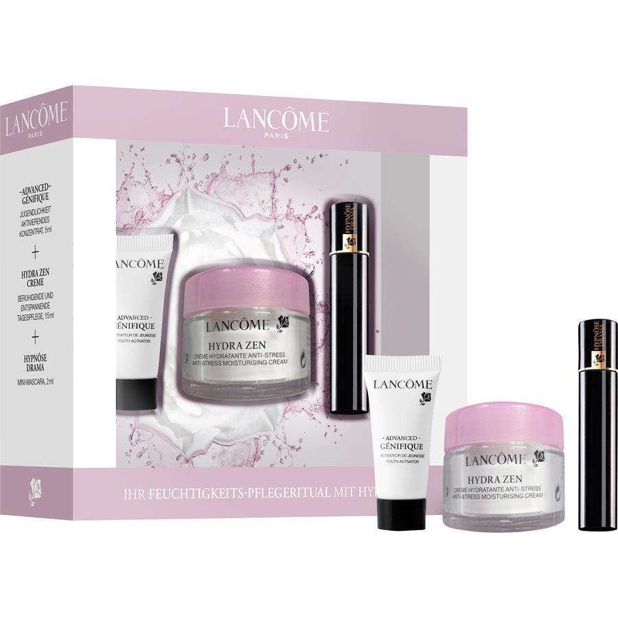 Hydra Zen Gift Set By Lancme Parfumdreams Anti Stress Moisturising Cream Gel 50ml Enlarge Image