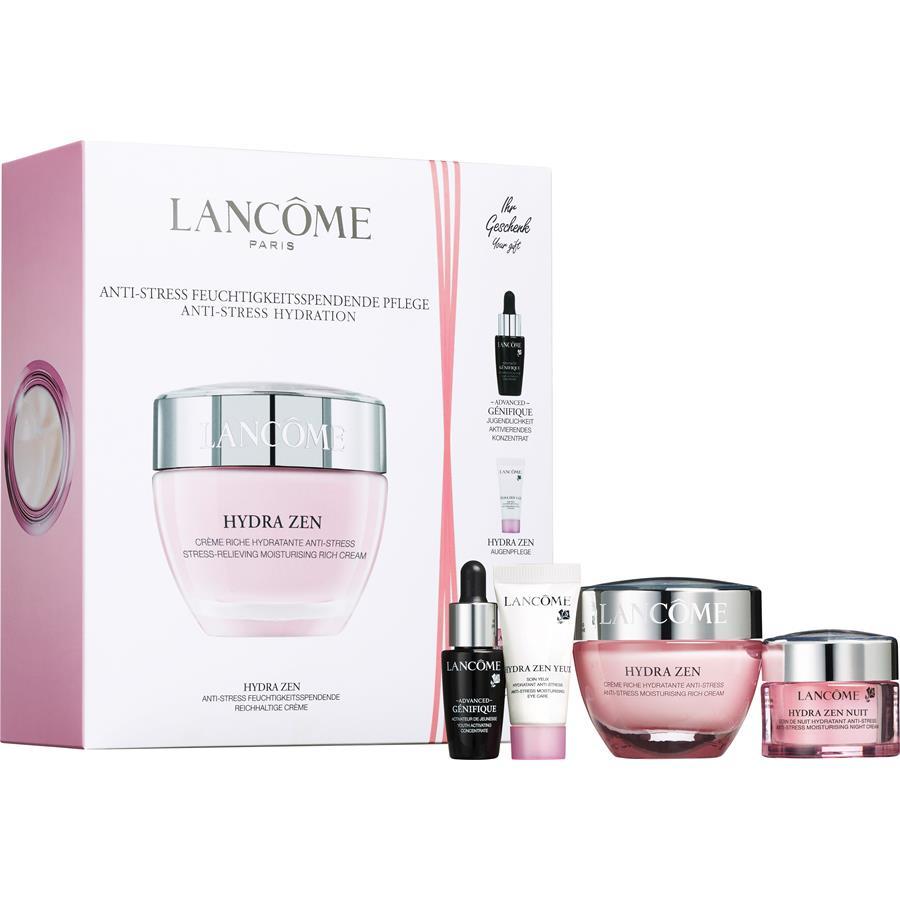 Hydra Zen Gesichtspflege Coffret Von Lancme Parfumdreams Anti Stress Moisturising Cream Gel 50ml Bild Vergrern