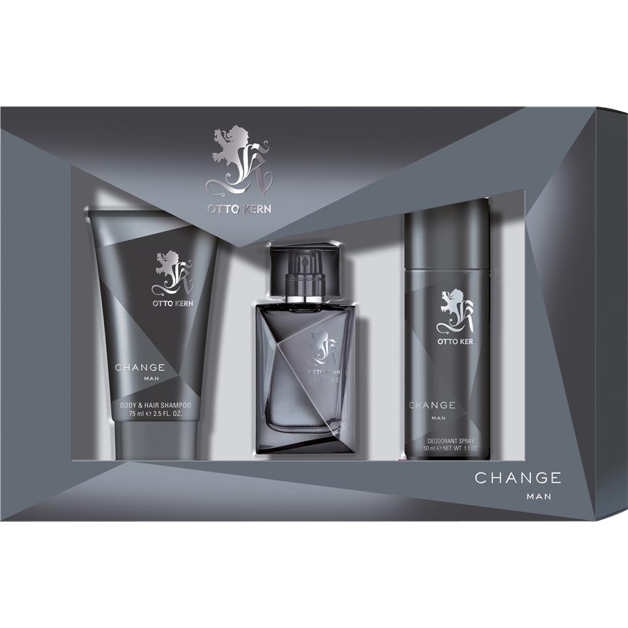 change man geschenkset von otto kern parfumdreams. Black Bedroom Furniture Sets. Home Design Ideas