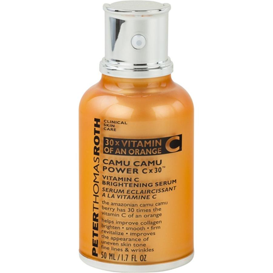 gesicht camu camu power c x 30 vitamin c brightening serum von peter thomas roth parfumdreams. Black Bedroom Furniture Sets. Home Design Ideas