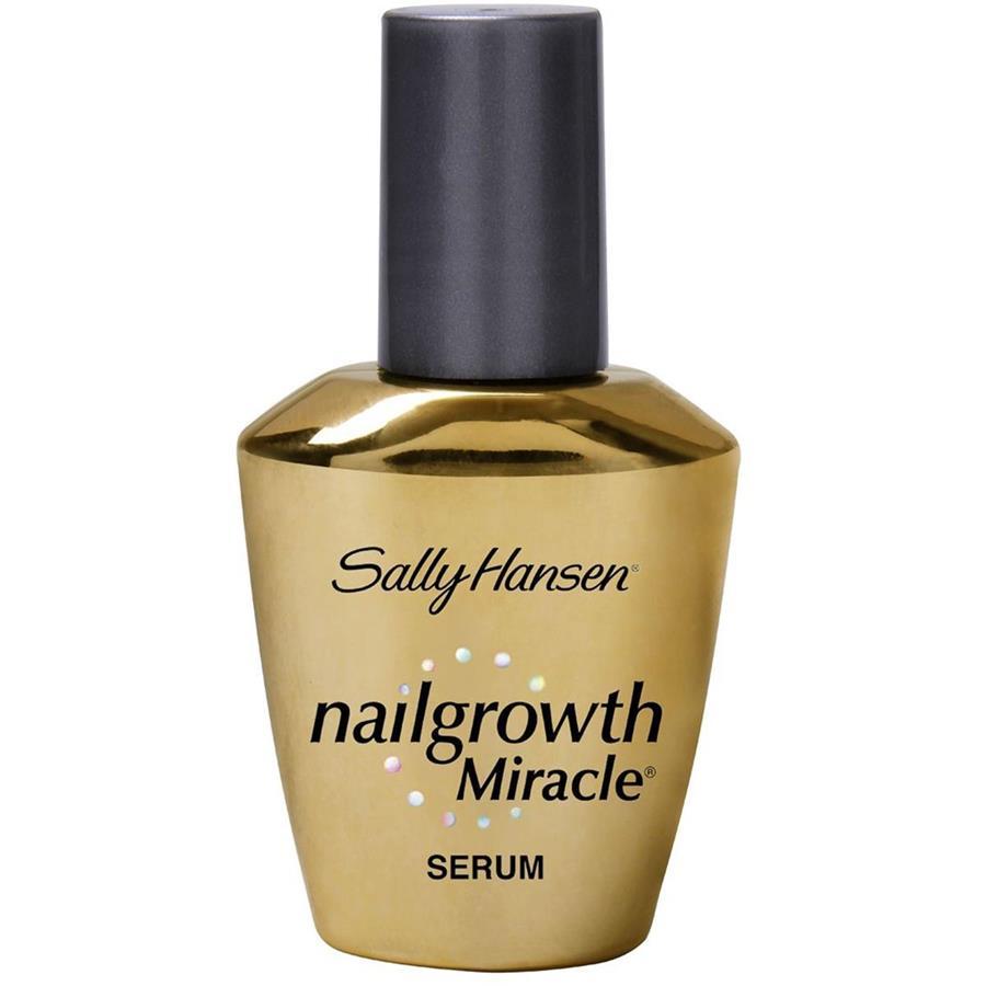 SALLY HANSEN Nail Growth Miracle Serum Growth Treatment ...