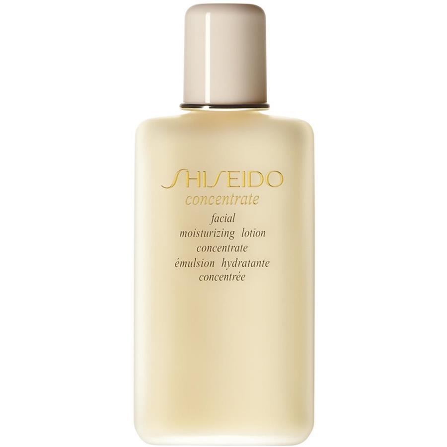 facial concentrate moisturizing lotion von shiseido. Black Bedroom Furniture Sets. Home Design Ideas