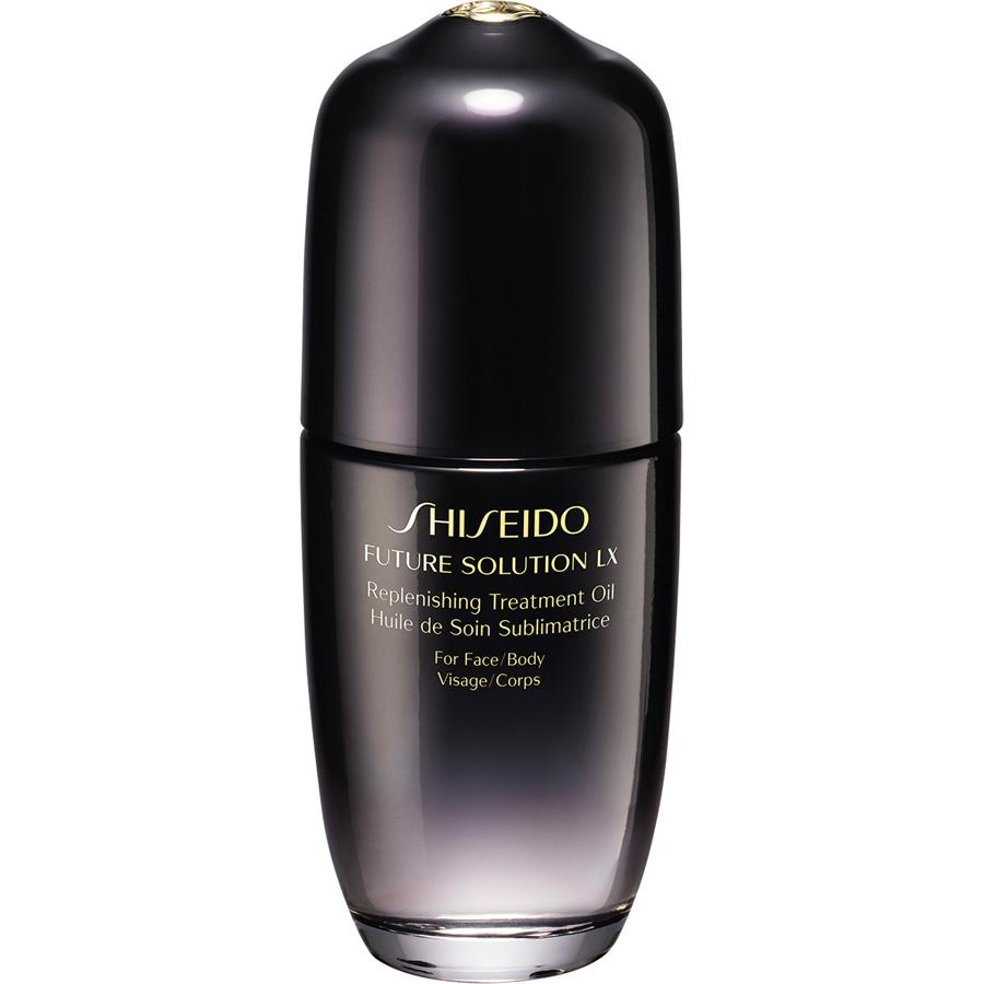 future solution lx replenishing treatment oil von shiseido. Black Bedroom Furniture Sets. Home Design Ideas
