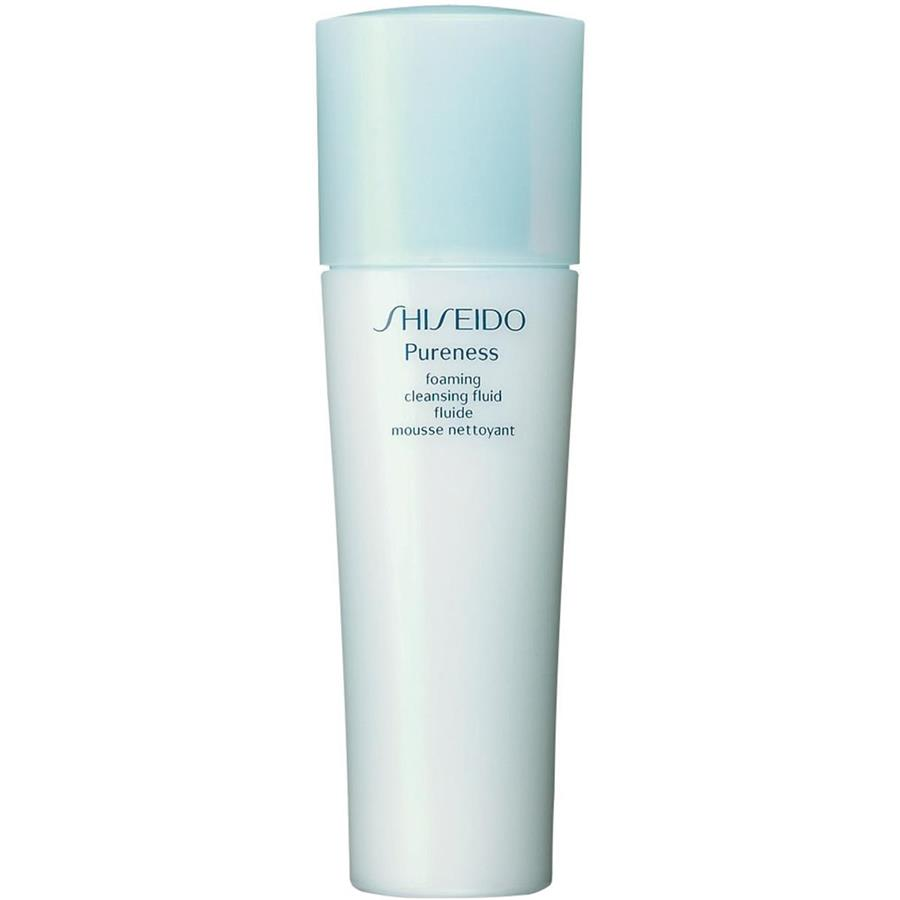 pureness foaming cleansing fluid von shiseido parfumdreams. Black Bedroom Furniture Sets. Home Design Ideas