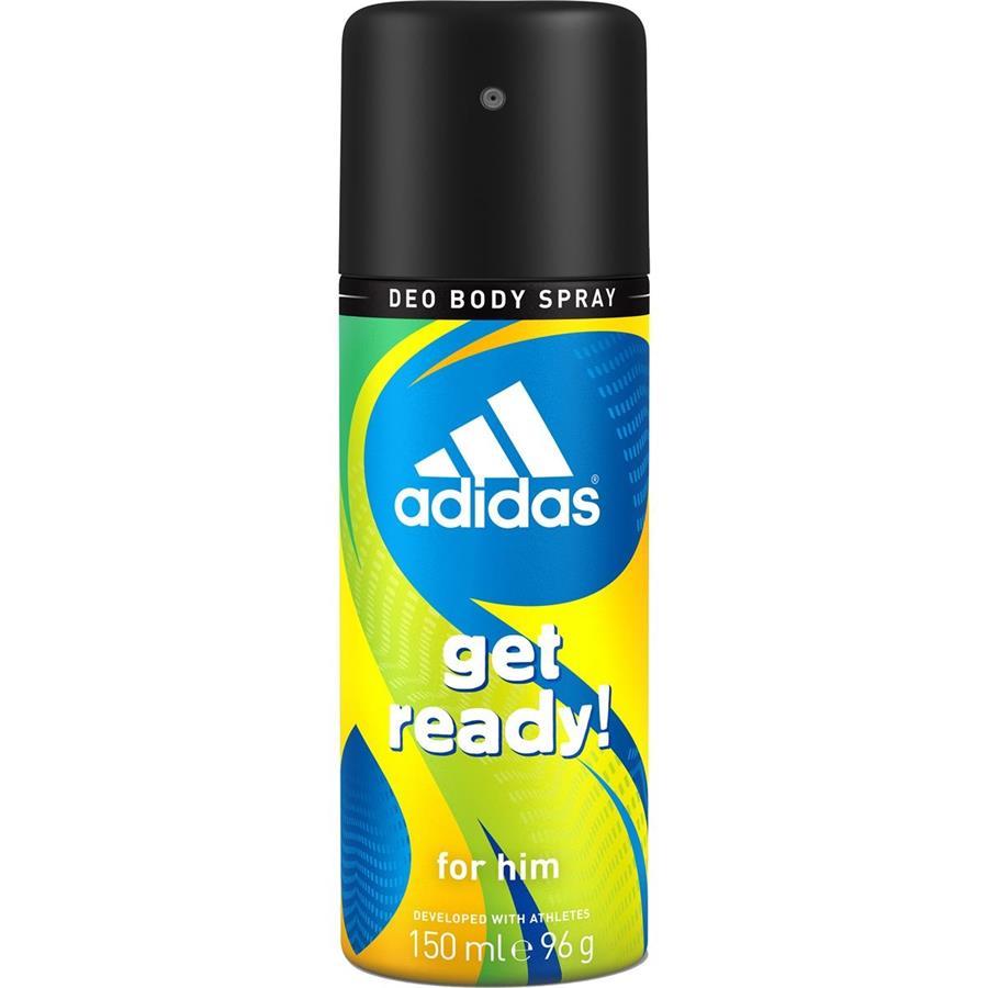 Get Ready For Him Deodorant Body Spray de adidas | parfumdreams
