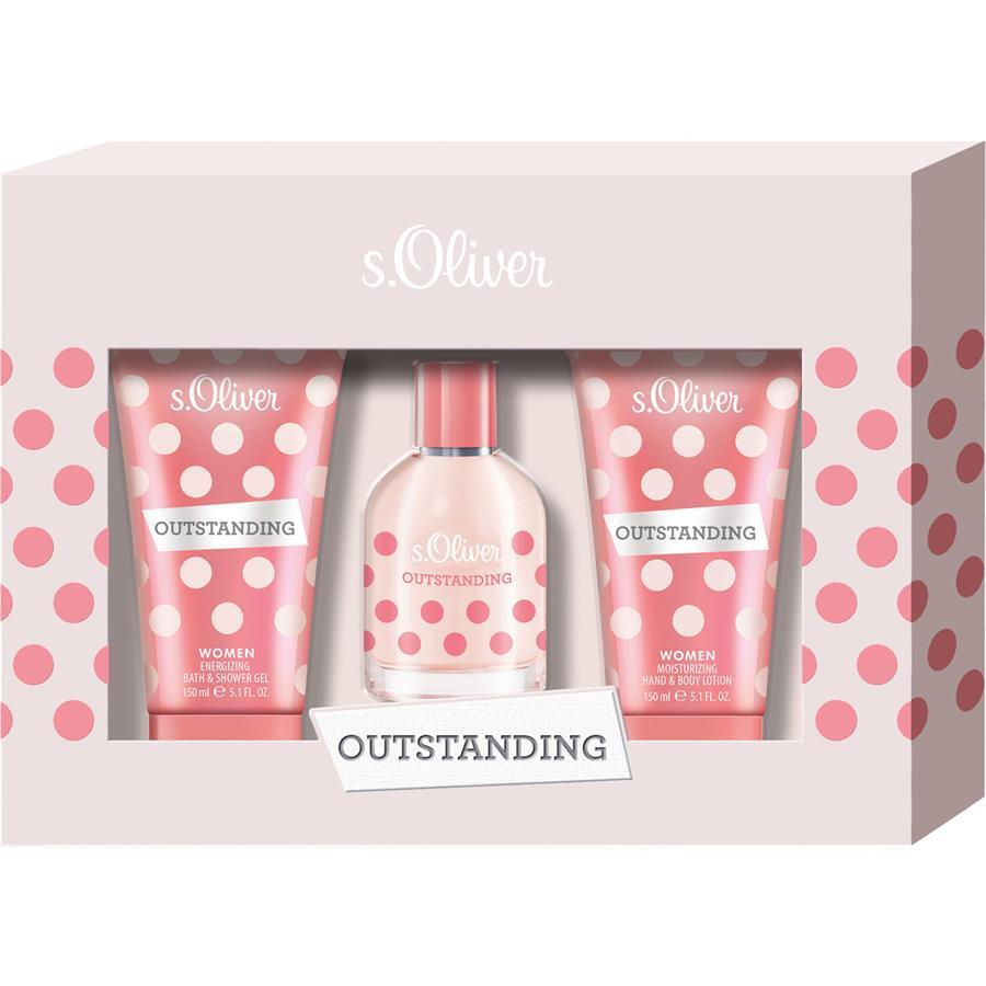 Outstanding Women Gift Set By Soliver Parfumdreams Guerlain Lamp039instant Extreme Pour Homme Eau De Parfum 75ml Enlarge Image