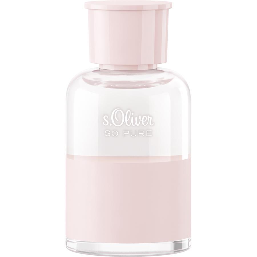official photos cd4dc cedbd So Pure Women Eau de Parfum Spray by s.Oliver   parfumdreams