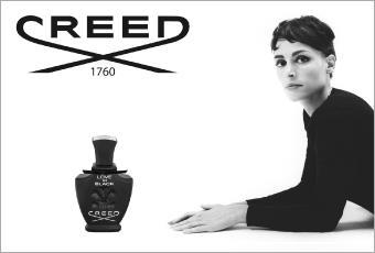 love in black damend fte von creed parfumdreams. Black Bedroom Furniture Sets. Home Design Ideas