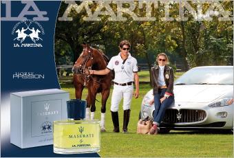 Maserati Horse Passion