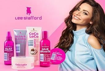 Lee Stafford - Professionelle Haarpflege vom Friseur | parfumdreams