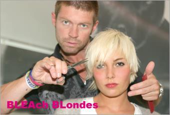 Bleach Blondes