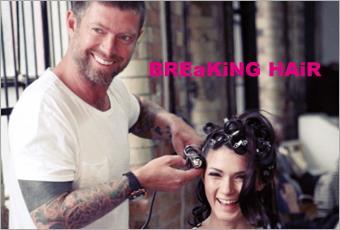 Breaking Hair