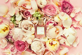 À la rose