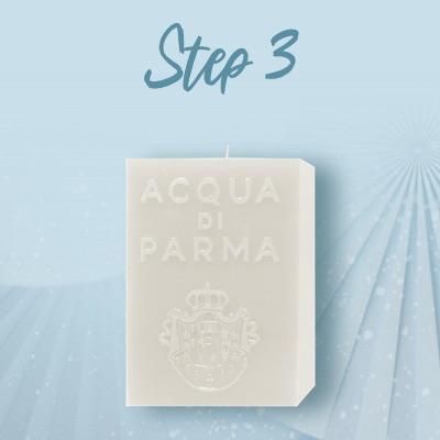 Acqua di Parma Cube Candle