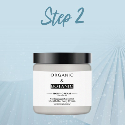 Organic&Botanic Body Cream