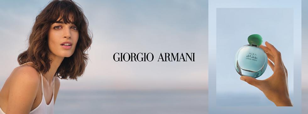 acqua di gioia damend fte von armani parfumdreams. Black Bedroom Furniture Sets. Home Design Ideas