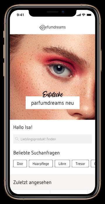 Parfumdreams App