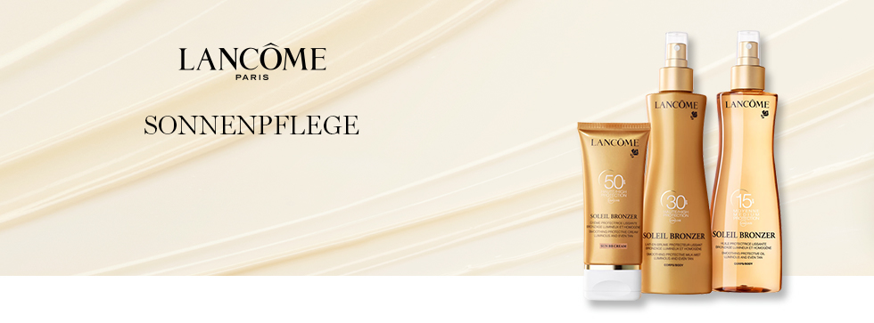 sonnenpflege k rperpflege von lanc me parfumdreams. Black Bedroom Furniture Sets. Home Design Ideas