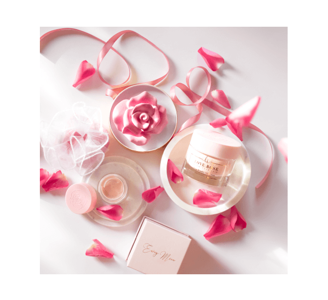 Love Rose Cosmetics bei parfumdreams