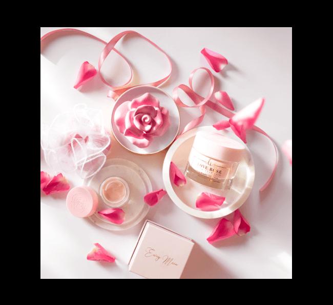 Love Rose Cosmetics bei parfumdreams