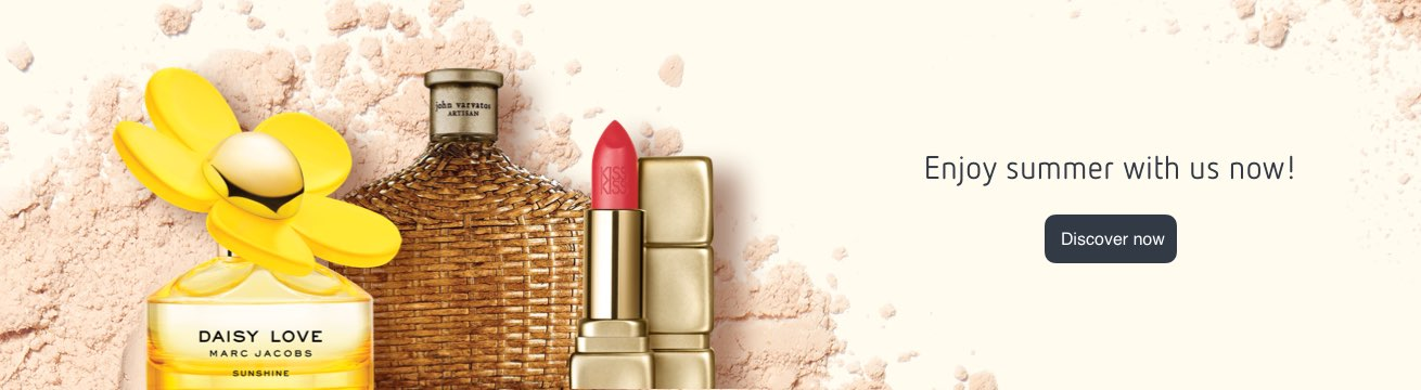 Perfume and cosmetics from your online perfumery | parfumdreams