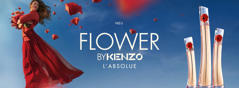 FLOWERBYKENZO THE POWER OF A FLOWER