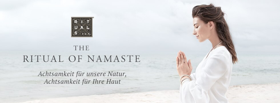 The Ritual Of Namaste   Rituale von Rituals   parfumdreams